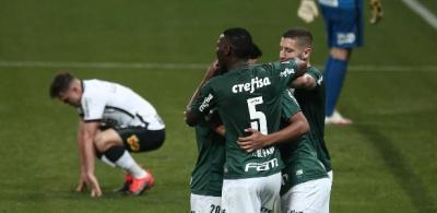 Palmeiras, Inter e Grêmio na Liberta; os jogos de quarta e onde assistir