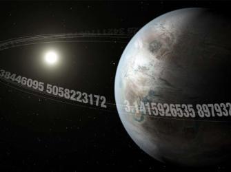 """Astrônomos encontram """"planeta Pi"""", com período orbital de 3,14 dias"""