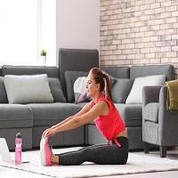 Com preguiça de treinar em casa? Sete dicas práticas para se render ao exercício físico