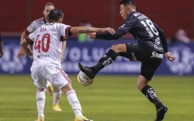 Independiente Del Valle, adversário do Flamengo na Libertadores, informa que um atleta testou positivo para Covid-19
