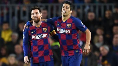 Messi se despede de Suárez no Barcelona deixando clara insatisfação: 'A esta altura, nada me surpreende'