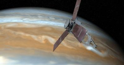 'Planeta de cores': sonda captura imagens extremamente coloridas de ciclones em Júpiter (FOTO)