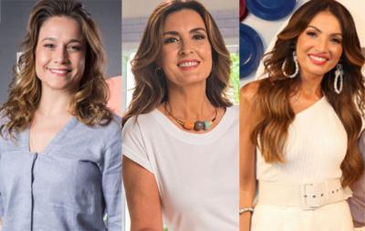 Confira a Dança das Cadeiras no 'Encontro' da Globo