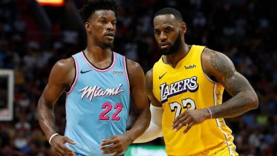Finais da NBA: Los Angeles Lakers x Miami Heat, os enredos e os números que importam