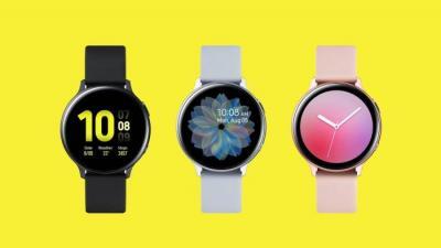 PRECINHO | Galaxy Watch Active 2 BARATO em até 12x sem juros