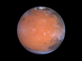 Lagos de água líquida são encontrados abaixo da superfície de Marte
