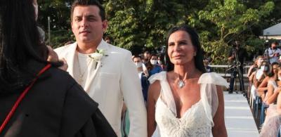 18º Casamento da Gretchen