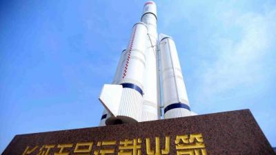 China revela novo veículo de lançamento para levar astronautas à Lua