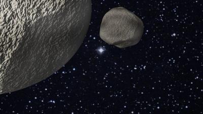 Objeto binário bastante incomum é descoberto no Cinturão de Kuiper