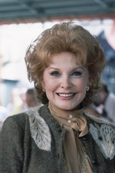 Rhonda Fleming, uma das pioneiras do cinema em cores, morre aos 97 anos