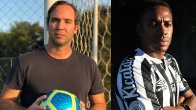 """Caio Ribeiro diz que estupro é """"assunto delicado"""" e Robinho """"merece o benefício da dúvida"""""""