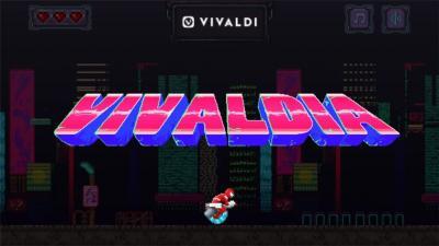 Você não vai mais querer saber do dinossauro do Chrome com esse jogo do navegador Vivaldi