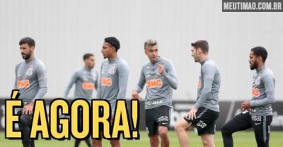 Cássio entre os titulares e uma ideia 'diferente' no Corinthians