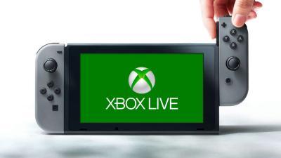 Xbox sem planos para mais jogos na Nintendo Switch