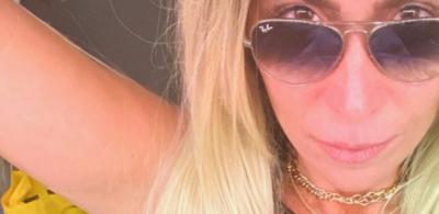 Giovanna Antonelli surge loira: 'Ventos da mudança'