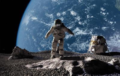 Nasa irá anunciar descoberta sobre a Lua na próxima segunda-feira