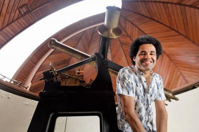 Físico leva astronomia para quilombo no RS e une a observação do céu a questões sociais