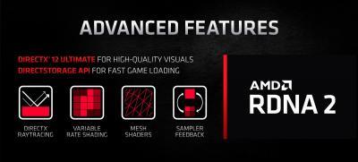 Confira vídeo oficial em 1080p mostrando recursos da tecnologia AMD RDNA 2!