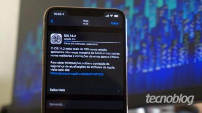 Apple critica Facebook e defende função de privacidade no iOS 14