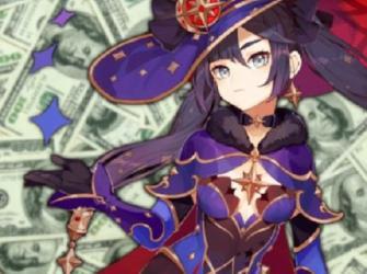 Genshin Impact faturou 250 milhões de dólares só em sua versão mobile em um mês