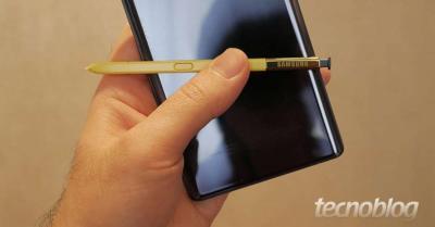 Celulares com NFC poderão fazer recarga sem fio de caneta stylus