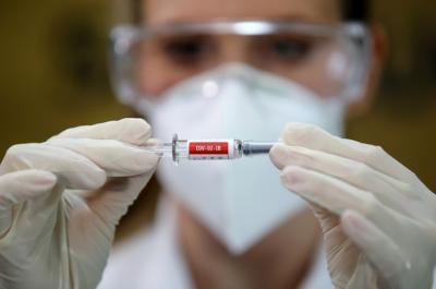 Não sabote o teste da vacina!