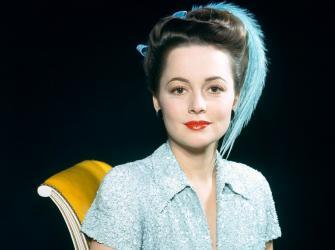 Conheça 13 curiosidades sobre a atriz  Olivia de Havilland