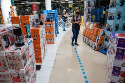 Black Friday da Covid tem vendas abaixo do previsto e lojas vazias