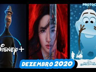 Disney+ - Confira as estreias do mês de dezembro de 2020 na plataforma de streaming