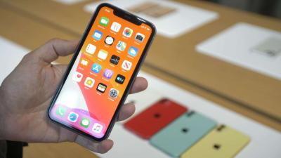 Apple lança recall para telas de iPhones 11