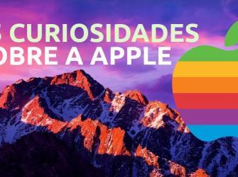 25 curiosidades sobre a Apple que você não sabia
