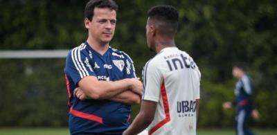 Briga entre Diniz e Tchê Tchê deixou marcas e mudou ambiente do São Paulo