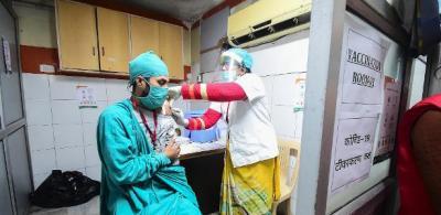 Controle da covid depende mais de cobertura ampla que de eficácia da vacina
