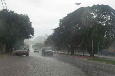 Previsão é de temporais em Mato Grosso do Sul nesta quarta
