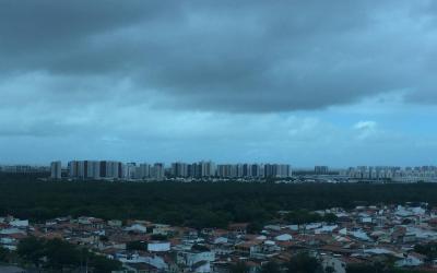 Previsão é de instabilidade climática para os próximos dias em Sergipe, diz Centro de Meteorologia