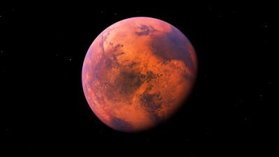 Pesquisadores descobrem oscilação na rotação de Marte