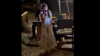 Rafaella Justus canta 'Garota de Ipanema' homenageando avó, Helô Pinheiro
