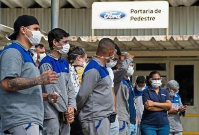 Infelizmente, vão sentir na pele o que nós sentimos, dizem ex-funcionários da Ford de São Bernardo
